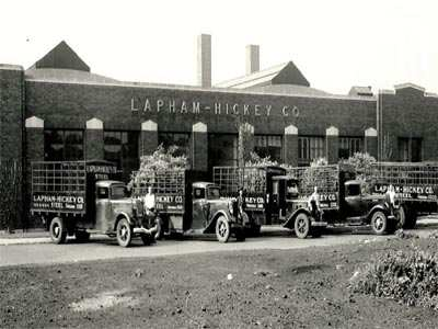 Old Photo LH trucks