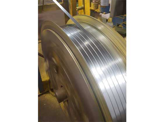 Steel Oscillating Coils Traverse Wound Steel Coils